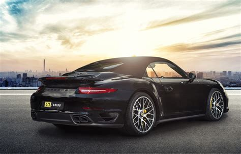 Auto Tuning O by Porsche 911 Turbo S Cabriolet By O Ct Tuning Tuning