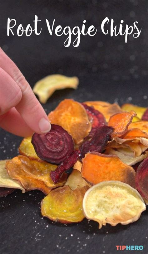 root vegetable chips recipe root veggie chips recipe colors veggie chips and the