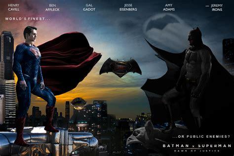 Batman V Superman 7 batman v superman of justice wallpaper 7 wallpapersbq