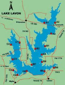 lake lavon access