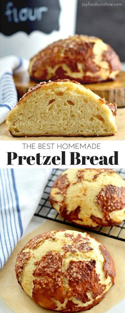 How To Make Pretzel Bread In Bread Machine 17 Best Images About Breads On Recipe For