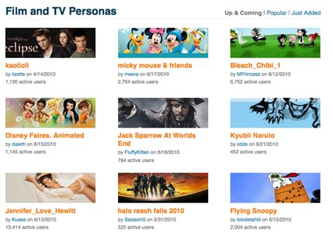 firefox themes edit change your mozilla firefox skin browser theme with