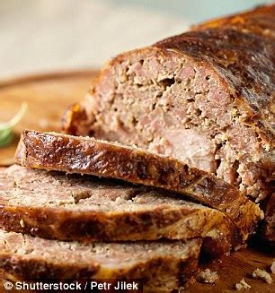 white house meatloaf recipe trump made chris christie have the meatloaf for lunch daily mail online