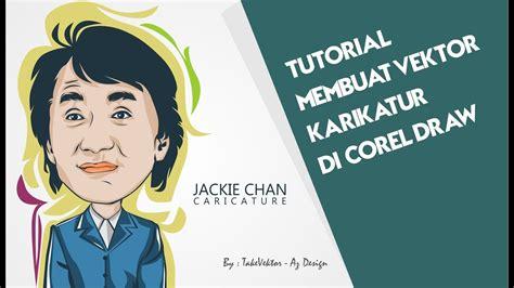 tutorial vektor coreldraw x5 tutorial membuat vektor karikatur di corel draw by
