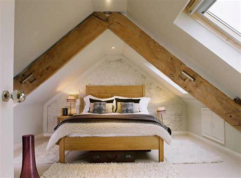 loft style bedroom design   attic small design ideas