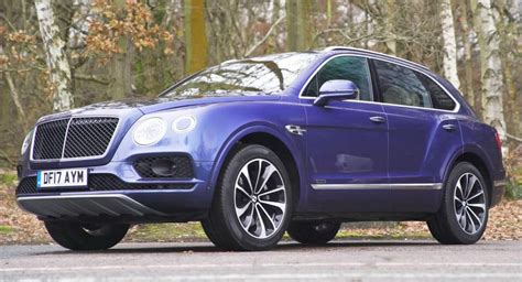 first bentley ever 2018 bentayga review finds bentley s first ever suv simply