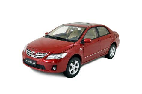 toyota model car toyota corolla 2011 1 18 scale diecast model car wholesale