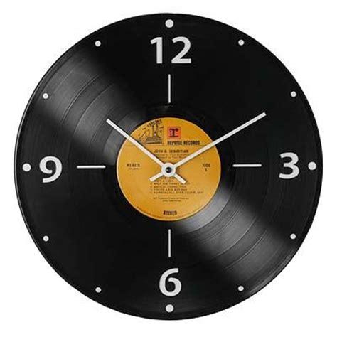 cool clock faces record clock vinyls rocks and cool clocks