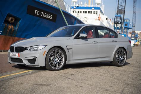 Nardo Grey Bmw M3 Competition Package Is Audi S Worst