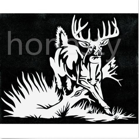 hunting truck decals hunting stickers for trucks kamos sticker