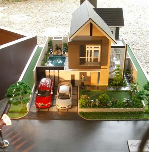 cara membuat void rumah tempat solusi anda cara membuat maket rumah minimalis