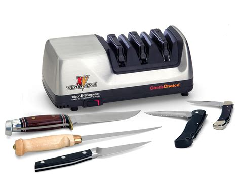 electric knife sharpener review of chef s choice 15 trizor xv edgeselect electric