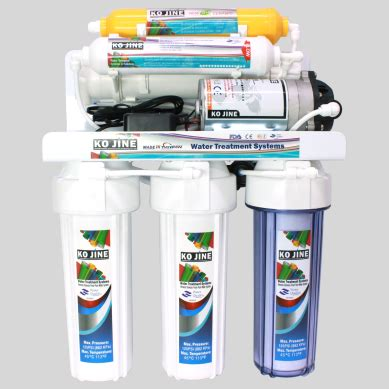 Ro Booster Ko Jine 48v ro water purifier water osmosis system