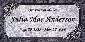 Memorial Benches For Graves Single Headstones Headstones Grave Markers Mouments