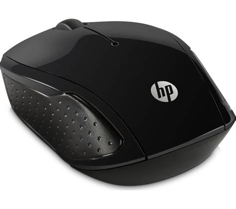 Mouse Wireless Hp 2 4 Ghz buy hp 200 wireless optical mouse free delivery currys
