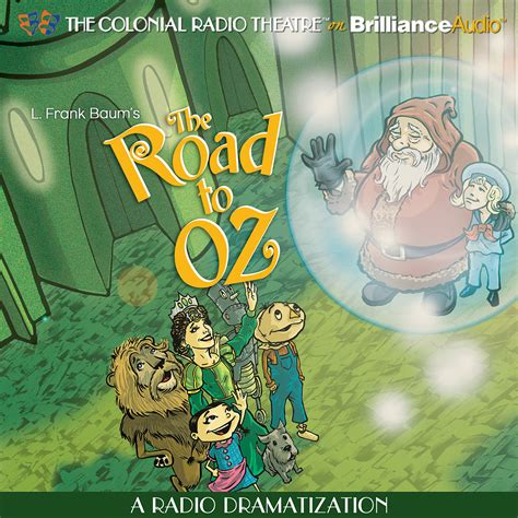 Road To Oz the road to oz audiobook listen instantly