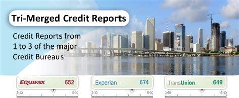 sle tri merge credit report premium credit bureau