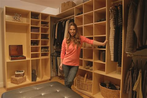 Built Out Closets by White Master Closet From Hgtv Saving Alaska Diy