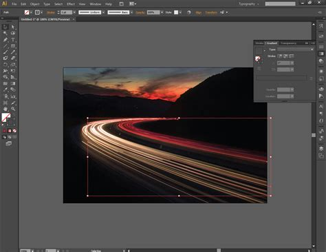 Youtube Red Color adobe photoshop how to simulate long exposure light
