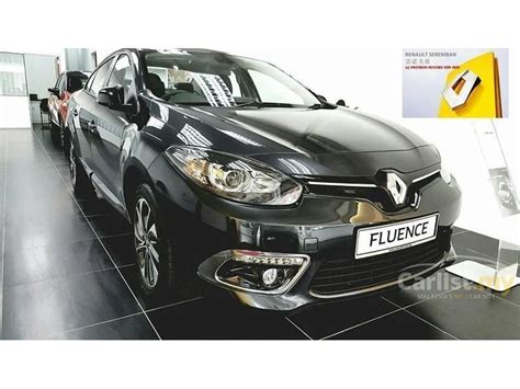 renault fluence black renault fluence 2015 black edition 2 0 in negeri sembilan