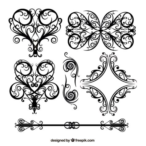lace pattern vector art wedding floral lace pattern vector vector free download