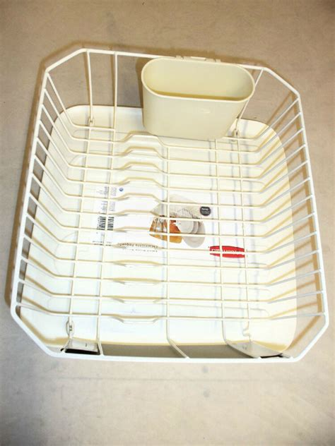 Drainer For Sink by Rubbermaid Small Sink 6008 1180 Dish Drainer And Tray
