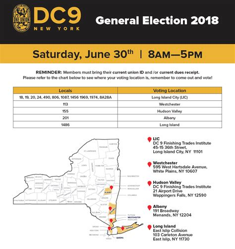 Post It T2b Poll Reminder by Reminder 2018 General Election Saturday June 30th 8am