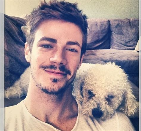 grant gustin tattoo grant gustin hair say what grant