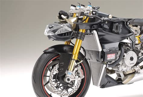 Tamiya Ducati Panigale S 1199 Non Detail Up Part Series tamiya 12657 1 12 scale model ducati 1199 panigale s sport bike front fork set ebay