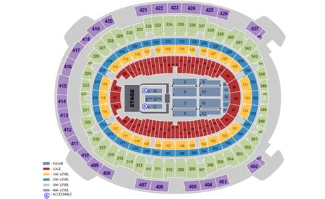 Mohegan Sun Arena Floor Plan by Finally Rock Witchu Tour To Visit Madison Square