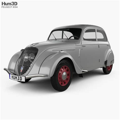 peugeot  berline   model vehicles  humd