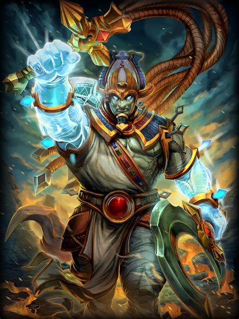 The Osiris Numbers osiris official smite wiki