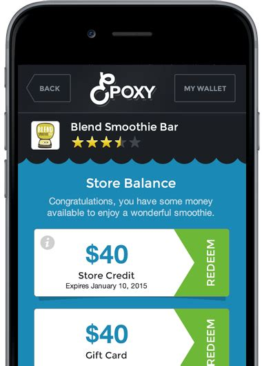 Apps That Give You Free Gift Cards - the gift loyalty card app designed built by store owners the epoxy app