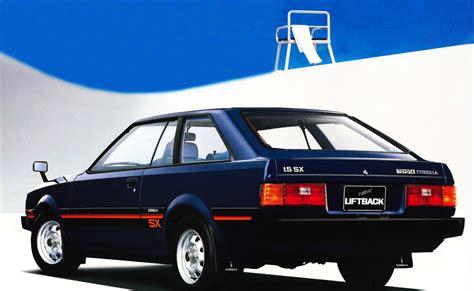 83 Toyota Corolla Toyota Corolla Liftback Jp Spec E70 1979 83