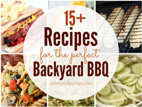 Backyard Bbq Food 15 Grilled Vegetable Recipes
