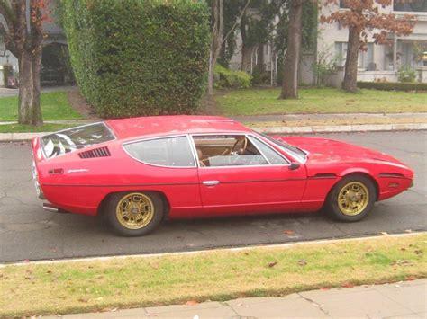 Lamborghini Dealer Ny 1971 Lamborghini Espada Series Ii Stock 20801 For Sale