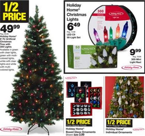freds christmas tree fred meyer black friday ad 2015