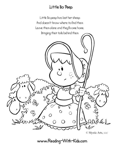 rhymes with color nursery rhyme color pages az coloring pages