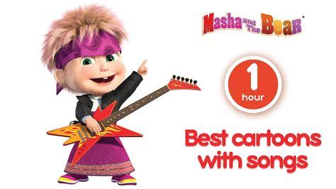 Masha Kid masha and the best with songs