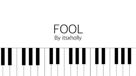 winner chords fool winner piano tutorial chords chordify