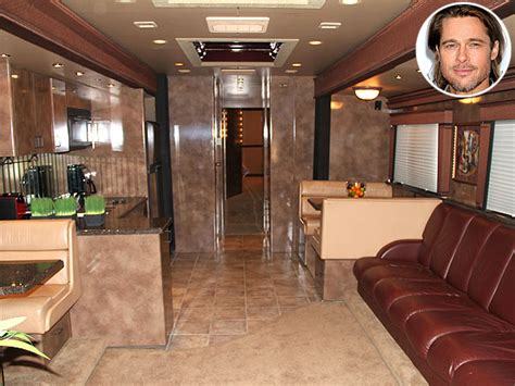 The Comforts Of Home by Brad Pitt S Set Trailer Has All The Comforts Of Home