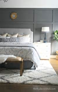 tufted headboard under 100 how to make a diy tufted headboard from thrifty decor chick