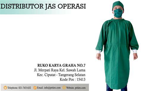 distributor jas operasi jubah operasi rasani medika