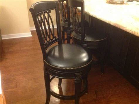 Matching Bar Stools And Dining Chairs Need Help Finding Dining Side Chairs And A Table To Match Bar Stools