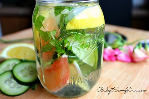 Detoxing With Water Only by Detox Water Recipe Budget Savvy