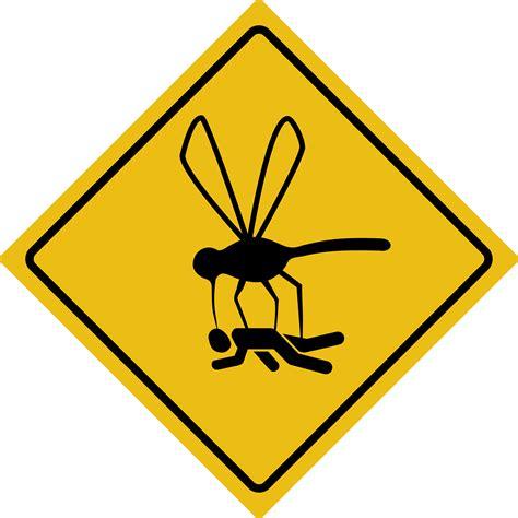 beware of clipart beware of gnats sign