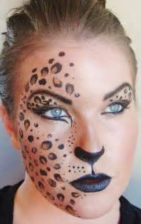 easy face paintings for halloween easy halloween face paint for teens makeup idea