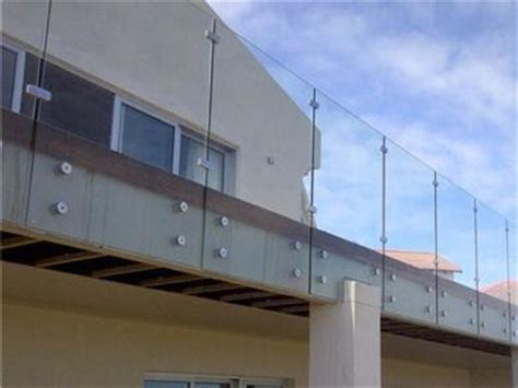 Balcony Railing ssc africa components for stainless steel and frameless