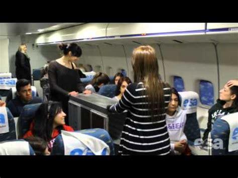 curso de tripulante de cabina curso tripulante de cabina madrid pr 225 cticas tcp youtube