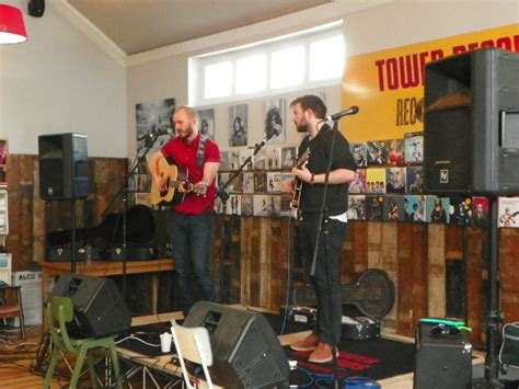 Records Dublin Records Store Day 2015 At Tower Records Dublin